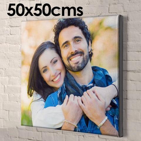 Foto Lienzo 50x50cms