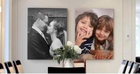 7 consejos útiles para imprimir fotos en lienzo
