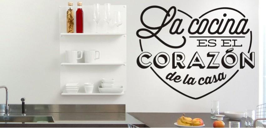 Como decorar una cocina y darle un aspecto único