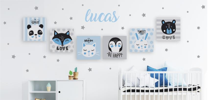 ¿Por qué es importante la decoración personalizada del cuarto de tus niños?