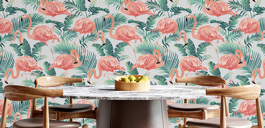Como decorar con temática Tropical tu hogar