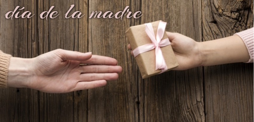 Ideas de regalos para día de la madre