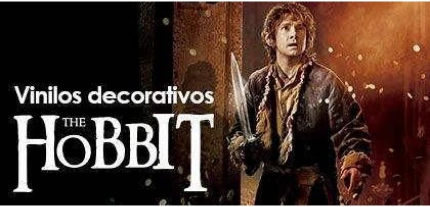 Vinilos decorativos de El hobbit