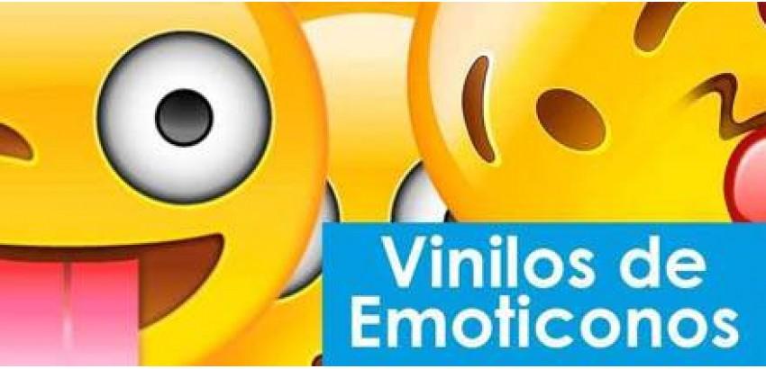 Vinilos decorativos de emojis