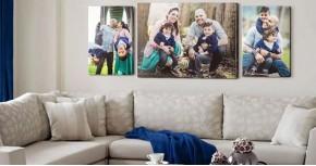 Foto lienzos: un tejido fácil de imprimir, duradero y barato!