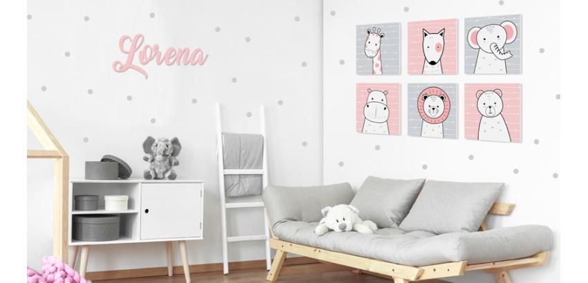 19 consejos para decorar la habitación de tu bebe