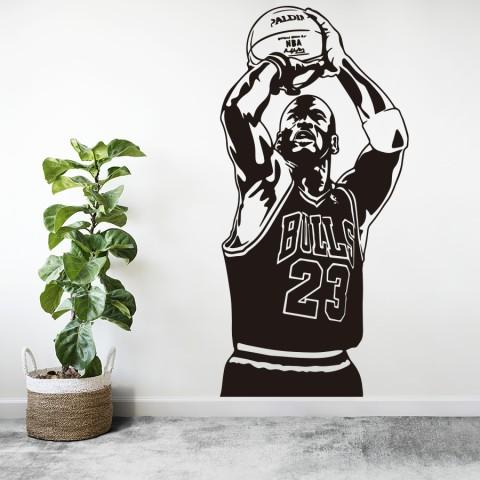 Vinilos Decorativos - Michael Jordan