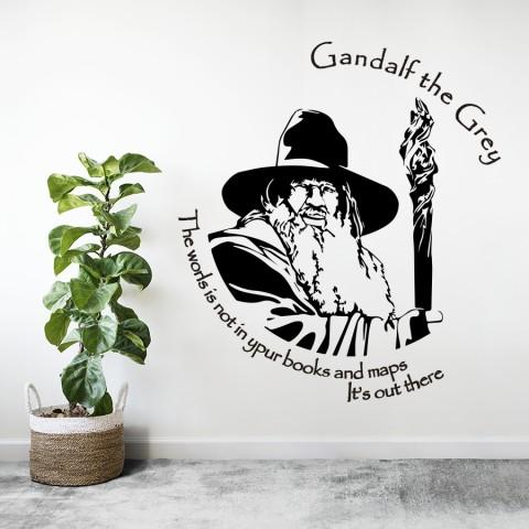 Vinilos Decorativos - Gandalf