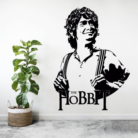 Vinilos Decorativos - The Hobbit