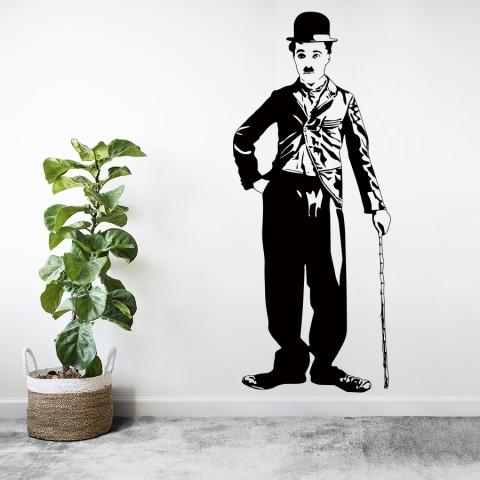 Vinilos Decorativos - Chaplin