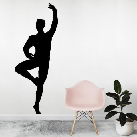 Vinilos Decorativos - Hombre Ballet