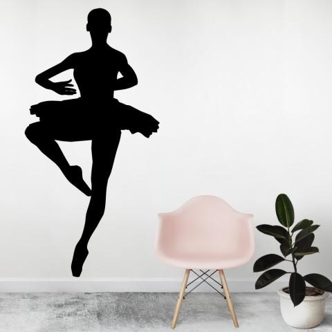 Vinilos Decorativos - Mujer Ballet