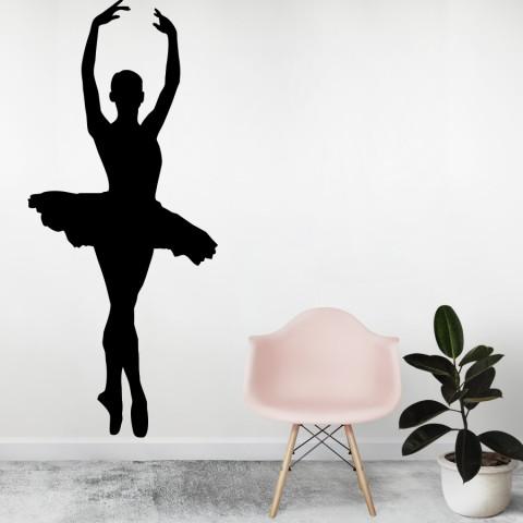 Vinilos Decorativos - Ballet Mujer