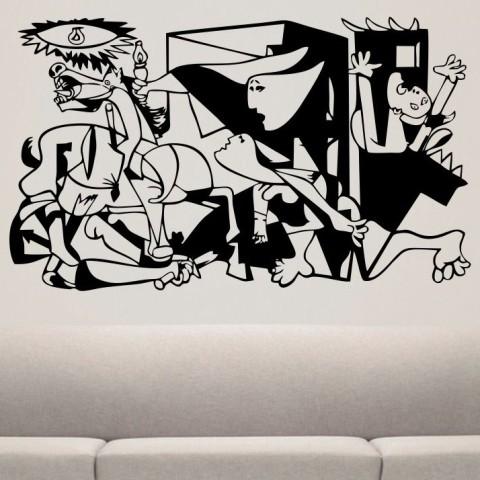 Vinilos Decorativos - Guernica