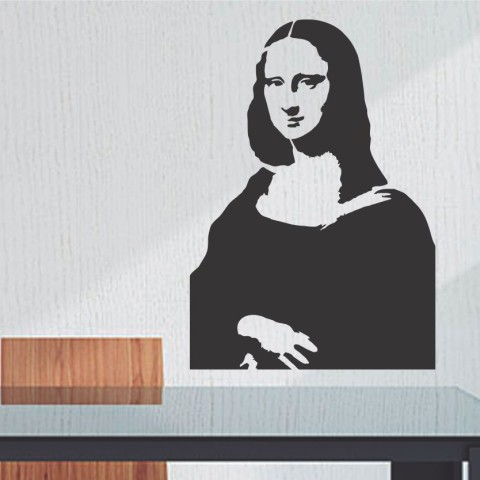 Vinilos Decorativos - Mona Lisa