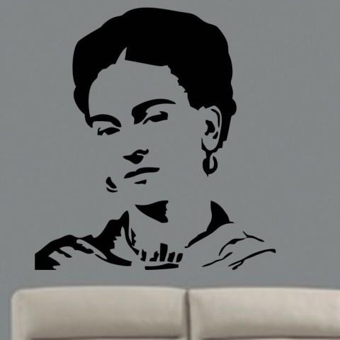 Vinilos Decorativos -  Frida Kahlo