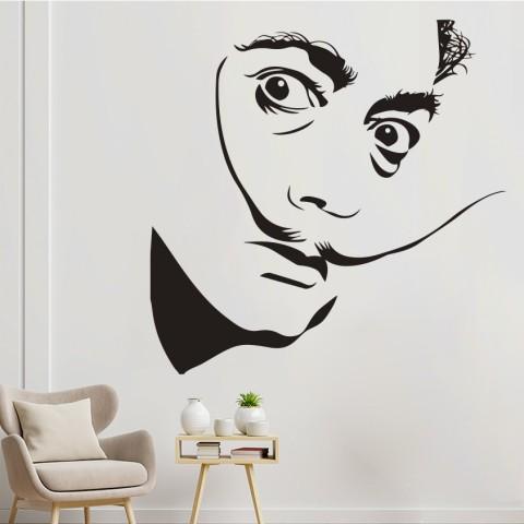 Vinilos Decorativos - Salvador Dalí