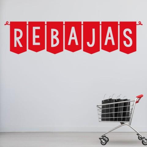 Vinilos Decorativos - Guirnaldas Rebajas