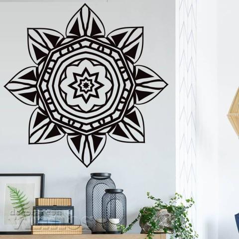 Vinilos Decorativos - Mandala 4