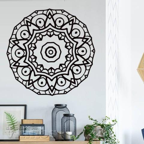 Vinilos Decorativos - Mandala 6