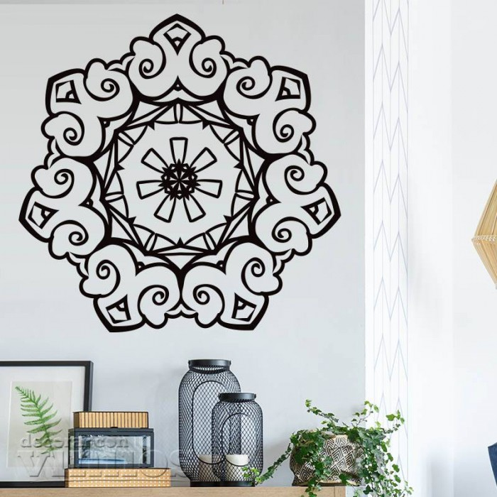Vinilos Decorativos - Mandala 8
