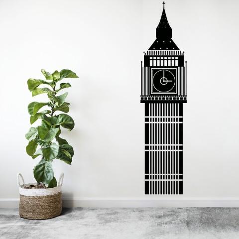 Vinilos Decorativos - Big Ben