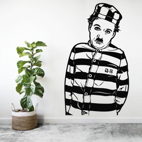 Vinilos Decorativos - Chaplin 3