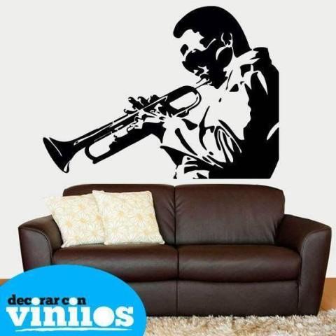Vinilos Decorativos - Miles Davis