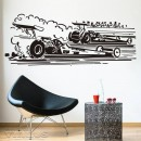 Vinilos Decorativos - 2 coches F1