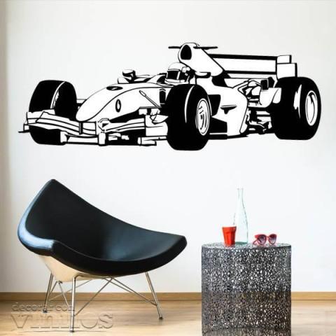 Vinilos Decorativos - Coches F1