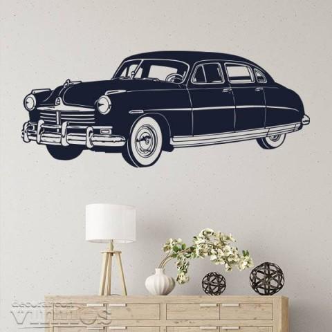 Vinilos Decorativos - Hudson Hornet
