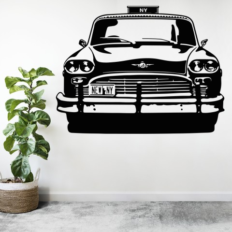 Vinilos Decorativos - Taxi