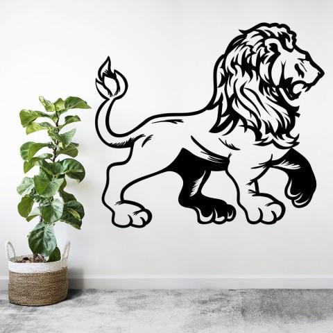 Vinilos Decorativos - Leon