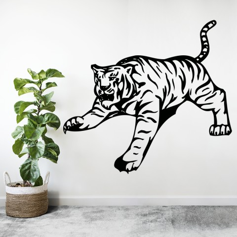 Vinilos Decorativos - Tigre