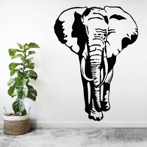 Vinilos Decorativos - Elefante
