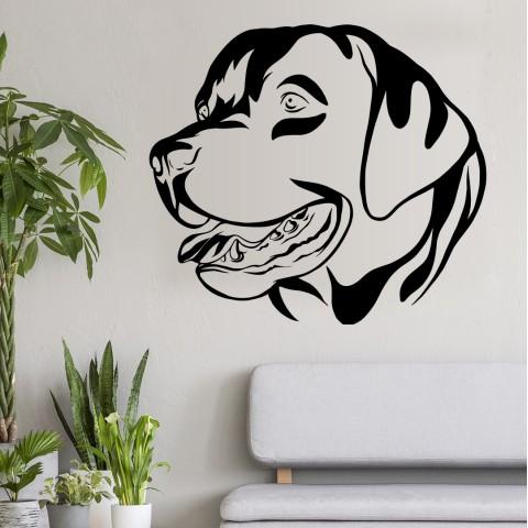 Vinilos Decorativos - Rottweiler