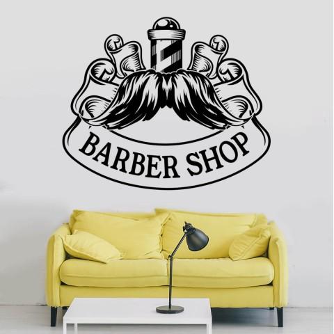 Vinilos Decorativos - Barber Shop