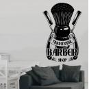 Vinilos Decorativos - Barber Shop Tradicional