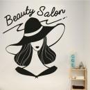 Vinilos Decorativos - Peluquería Beauty Salon