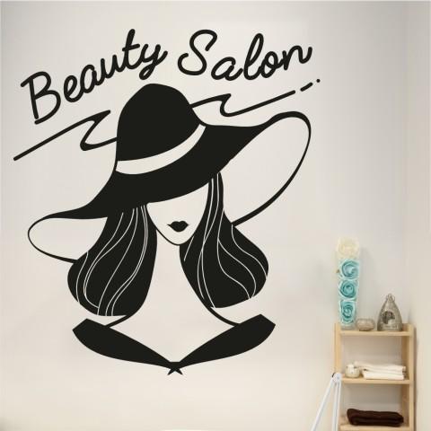 Vinilos Decorativos - Beauty Salon