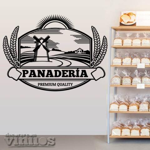 Vinilos Decorativos - Panadería