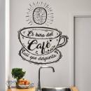Vinilos Decorativos - Hora del café