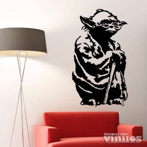 Vinilos Decorativos - Yoda