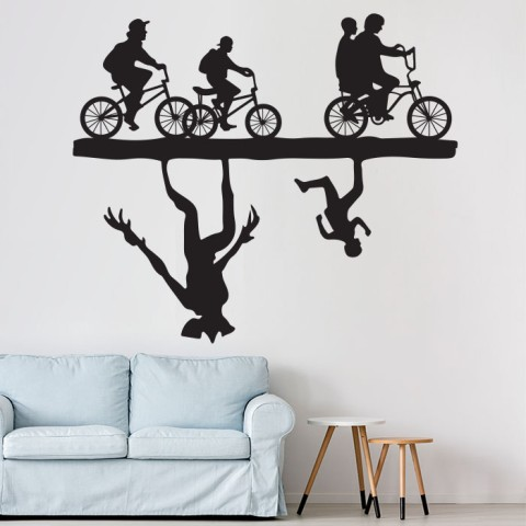 Vinilos Decorativos - Stranger Things