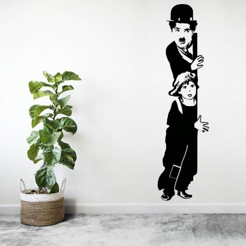Vinilos Decorativos - Chaplin 2