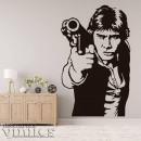 Vinilos Decorativos - Han Solo