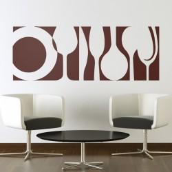 Vinilos Decorativos - Abstracto