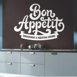 Vinilos Decorativos - Bon Appetit