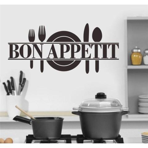 Vinilos Decorativos - Bon Apetit
