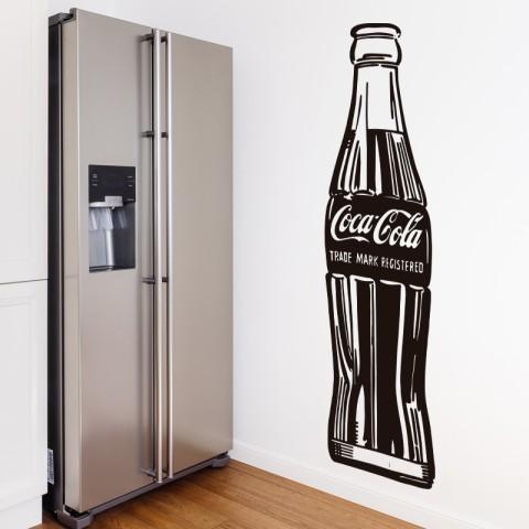Vinilos Decorativos - Coca Cola Warhol